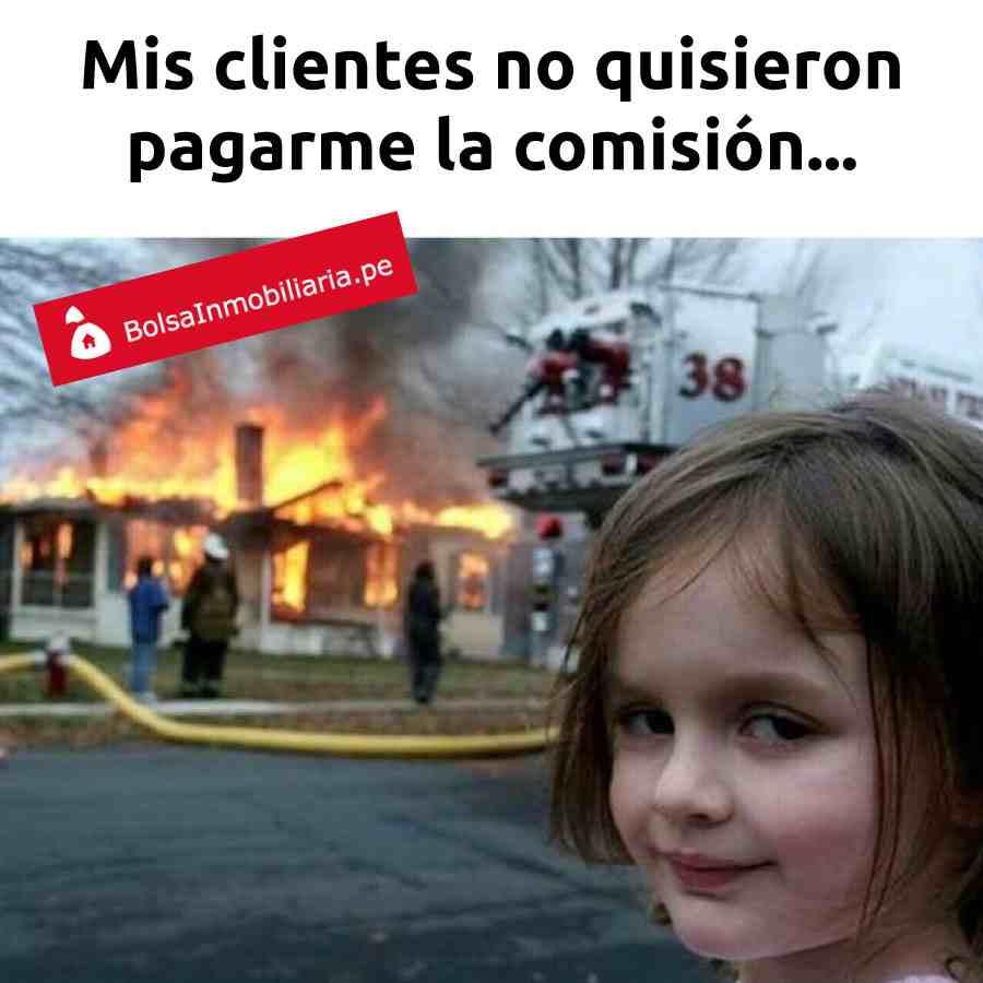 meme inmobiliario niña incendio