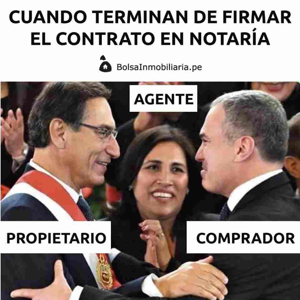 meme inmobiliario peruano